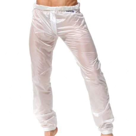 Rufskin Roll Down Pants - White