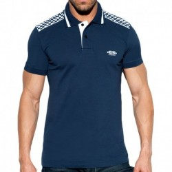 ES Collection Polo Rally Marine