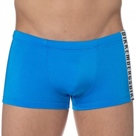 Bikkembergs Tape Swim Boxer - Royal