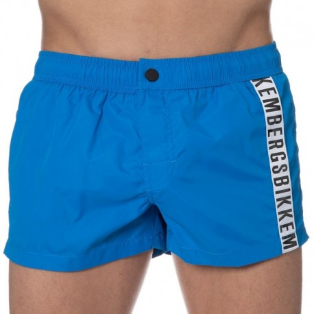Bikkembergs Tape Swim Short - Royal