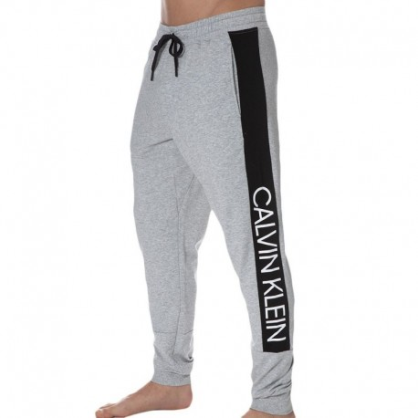 Calvin Klein Statement 1981 Jogger Pants - Grey