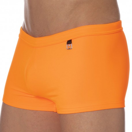 HOM Sunlight Swim Boxer - Orange