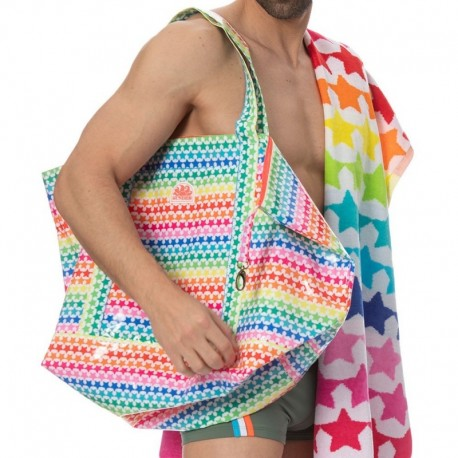 Sundek Rainbow Beach Bag