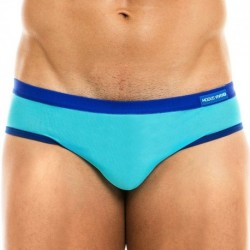 Modus Vivendi C-Through Brief - Turquoise