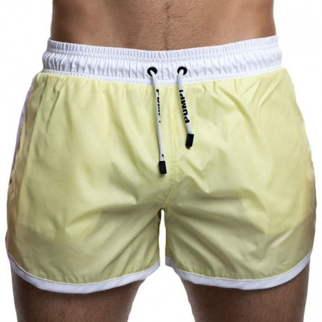 Pump! Short de bain Watershort Citron Vert