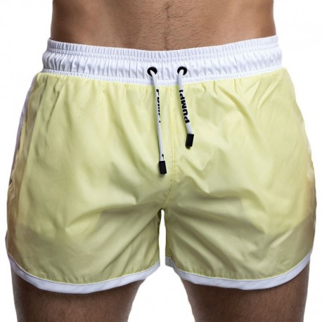 Pump! Watershort Swim Short - Lime