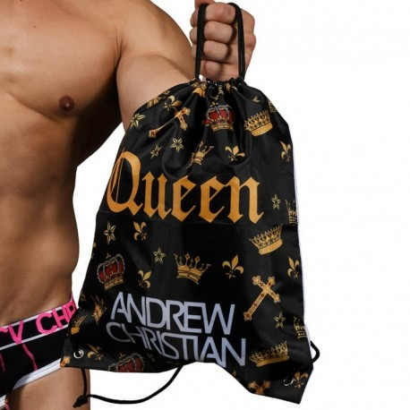 Andrew Christian Queen Backpack