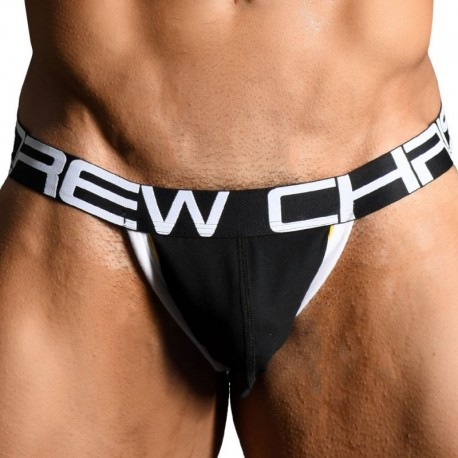 Andrew Christian Jock Strap Retro Pop Show-It Noir