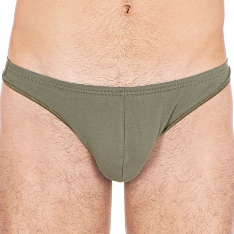 HOM String Smart Cotton Freddy Vert