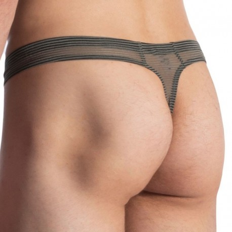 Olaf Benz RED 1906 Mini Thong - Olive