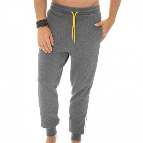 Diesel Sports Pants - Heather Grey
