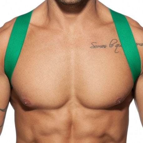 Addicted Spider Harness - Green