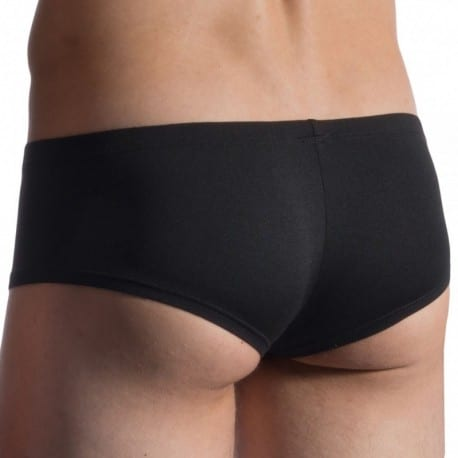 Manstore M800 Hot Pants Boxer - Black