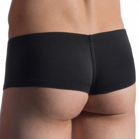 Manstore M800 Hot String Pants - Black