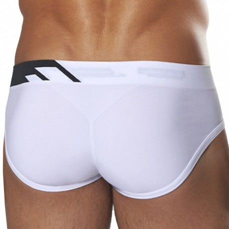 D.Hedral Slip Seamless Blanc