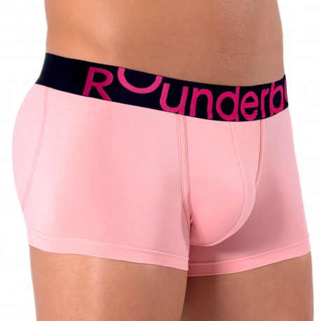 Rounderbum Boxer Padded Candy Rose