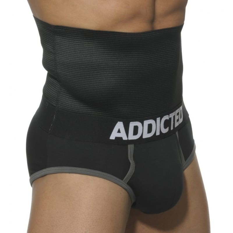 Addicted Slip Slim Noir