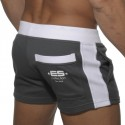 Short Cotton Sports Gris