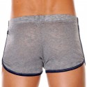 Short Derby Gris Clair
