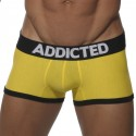 Lot de 3 Shortys Marine - Jaune - Noir