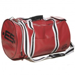Sac de Sport Athletic Rouge - Noir