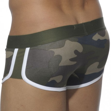 Shorty Mini Rocky Double Side Camouflage