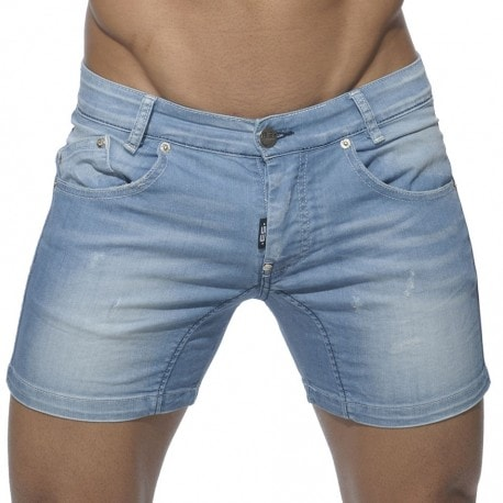 Jean Shorts - Dark Blue