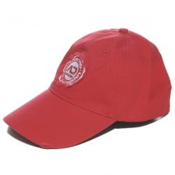 Casquette Baseball Rouge