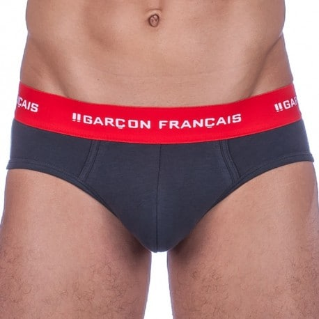 Slip Le Tombeur Anthracite