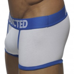 Basic Colors Boxer - White - Royal