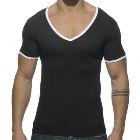 Basic Colors T-Shirt - Black