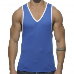 Basic Colors Tank Top - Royal