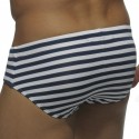 Addicted Slip de Bain Sport Sailor Marine