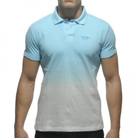 Polo Degraded Color Turquoise