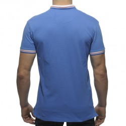 Polo Rounded Shield Bleu