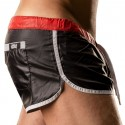 Albane Short - Black - Red
