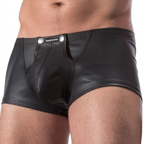 M104 Popper Pants Boxer - Black