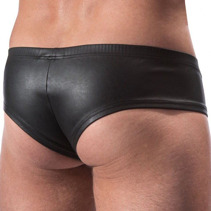 Manstore M104 Cheeky Brief - Black