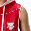 Manuel Hoody - Red - White