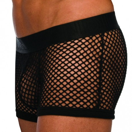 C-Through Boxer - Black