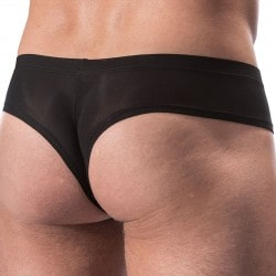 M101 Cheeky Brief - Black