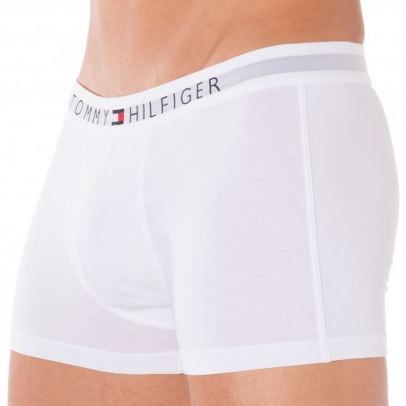 Boxer Icon Cotton Blanc
