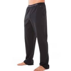 Pantalon Icon Cotton Noir