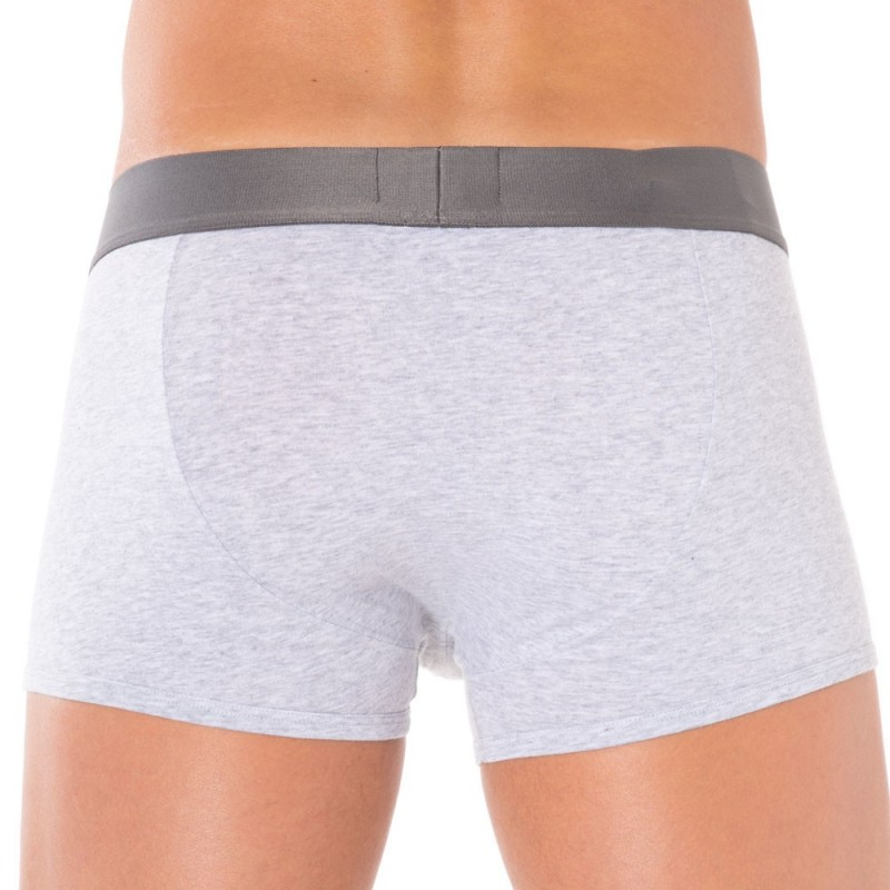 Emporio Armani Boxer Stretch Cotton Gris