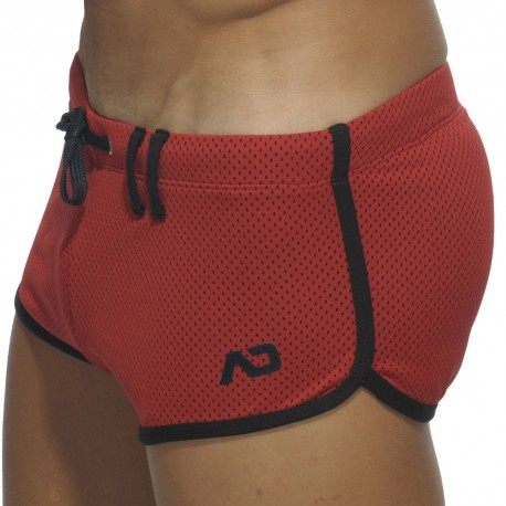Short Loop Mesh Rouge