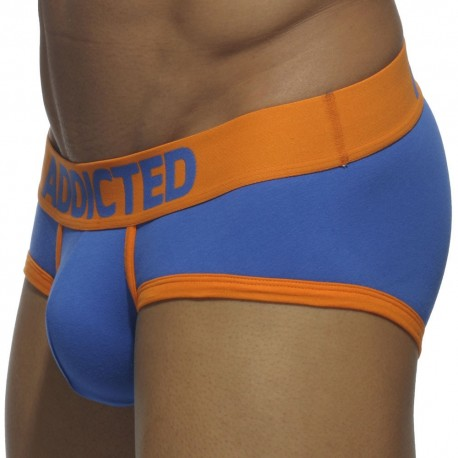 Slip Basic Colors Royal - Orange
