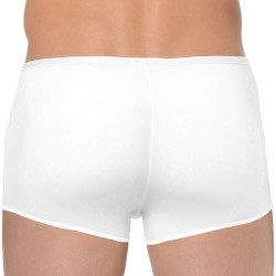 Shorty Temptation Plume Blanc