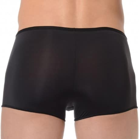 Shorty Temptation Plume Noir