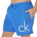 Short de Bain Core Mini CK Bleu