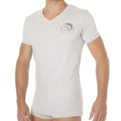 T-Shirt Only The Brave Gris